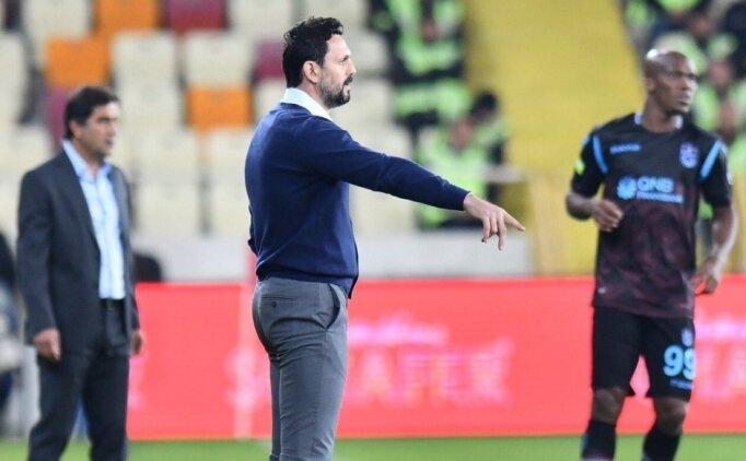 Erol Bulut'tan Fenerbahçe yanıtı! 'Hedeflerim var'
