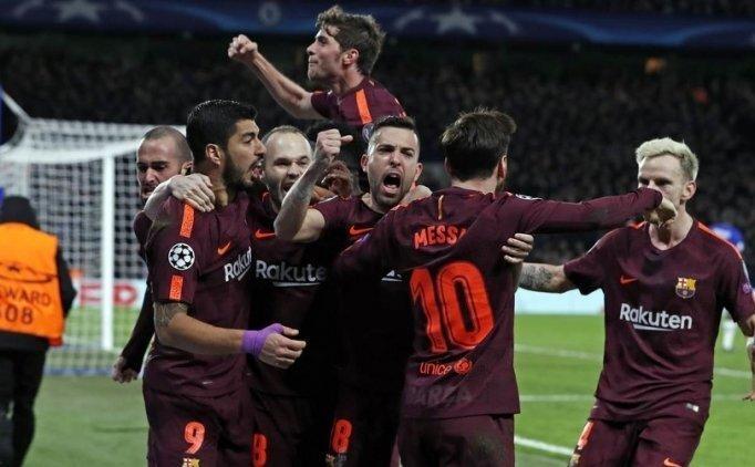 Barcelona Chelsea maçı saat kaçta? Barcelona Chelsea hangi kanalda?