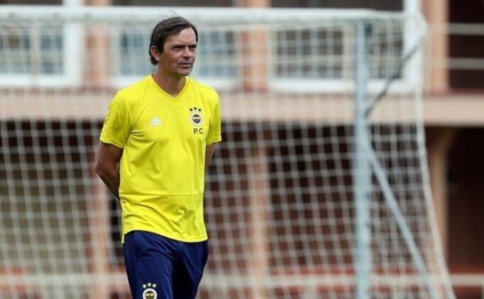Altınordu, transferde Cocu'nun kararını bekliyor