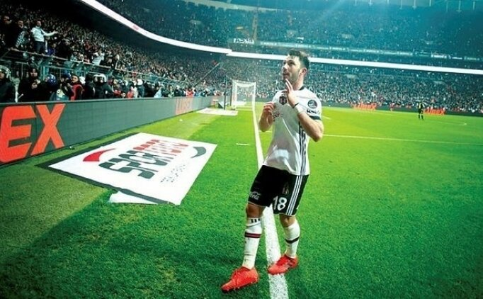 Tolgay Arslan'ın Beşiktaş'a vedası an meselesi