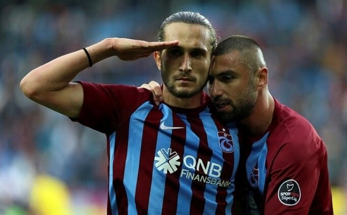 Son 7 sezonun en golcü Trabzonspor'u