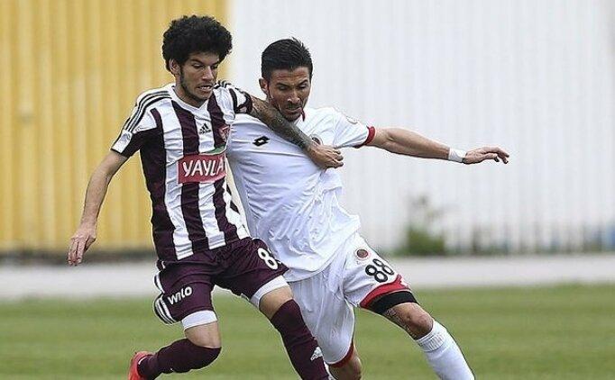 Maç Sonucu: Gençlerbirliği 2-1 Hatayspor