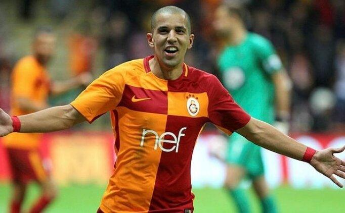 İşte Galatasaray'da Feghouli gerçekleri!