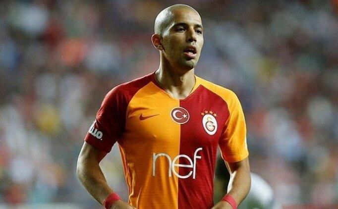 Fatih Terim'den zorunlu Feghouli kararı!
