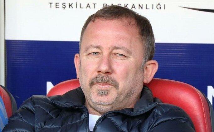 Konyaspor yeni sezon için Sergen Yalçın kararını açıkladı