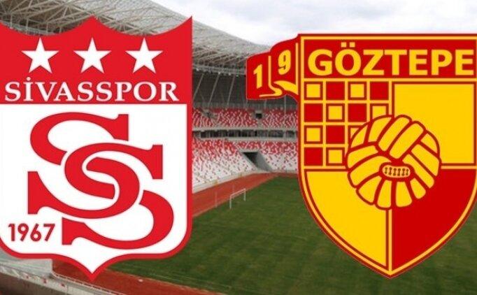 Sivasspor Göztepe maçı canlı hangi kanalda saat kaçta?