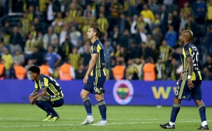 Fenerbahçe Başakşehir özeti ve pozisyonları!
