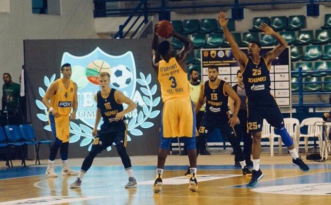 Maccabi, Khimki'yi Bryant'la geçti!