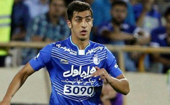 Trabzonspor'da İranlı Majid Hossein'in transferi bitti