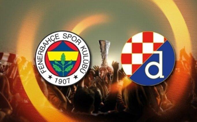 Fenerbahçe Dinamo Zagreb maçı hangi kanalda? Fenerbahçe maçını şifresiz veren kanallar hangileri?