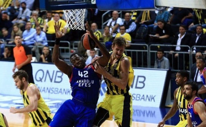 Türkiye Kupası'nda derbi! Fenerbahçe Doğuş-Anadolu Efes