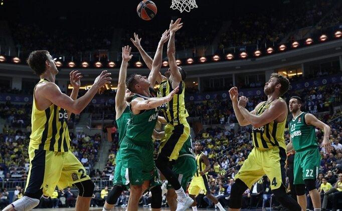 Fenerbahçe Doğuş'un Dörtlü Final'de rakibi Zalgiris!