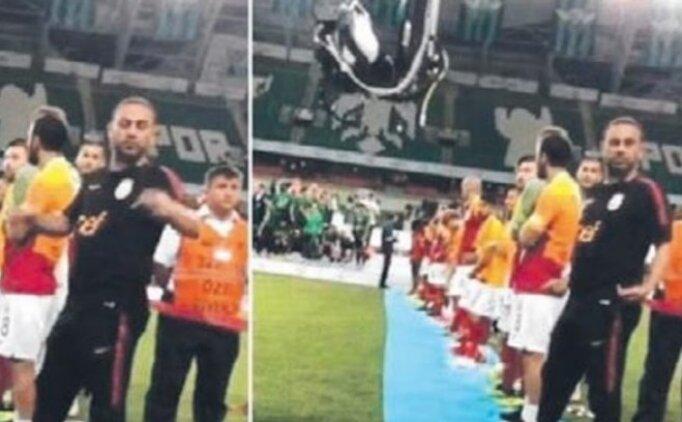 PFDK'den Hasan Şaş'a ceza çıkmadı!