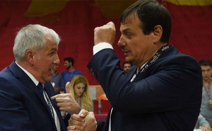Ergin Ataman'dan Melih Mahmutoğlu ve Obradovic için şok ifadeler!