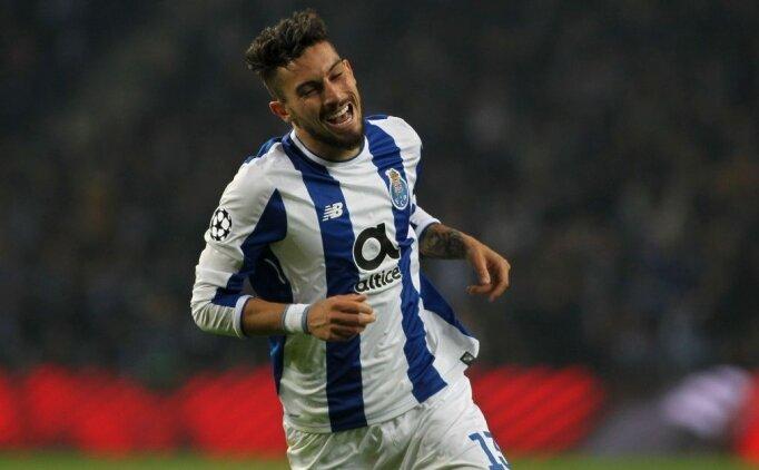 Porto'dan Alex Telles'e ödül! Yeni kontrat...