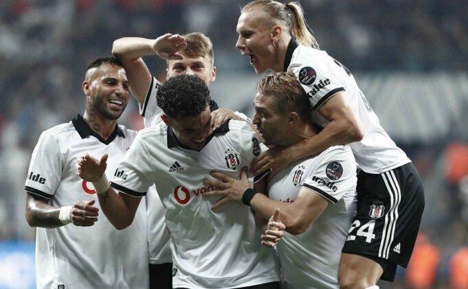 Beşiktaş'ta Adem Ljajic rakamlarda geride kaldı
