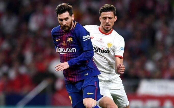 Barcelona 2. transferi açıkladı: Lenglet