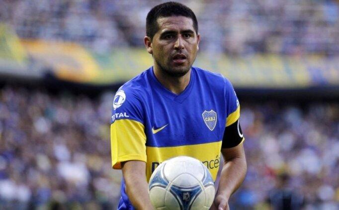 Juan Riquelme: 'Libertadores'i bizden aldılar'