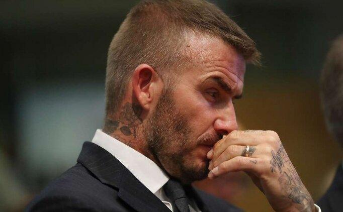 Beckham'ın transferde ilk hedefi Lionel Messi!