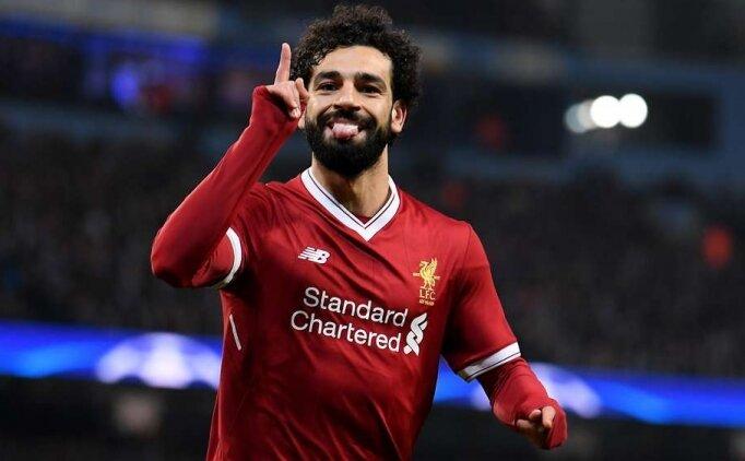 Muhammed Salah: 'İlk hedefim şampiyonluk'