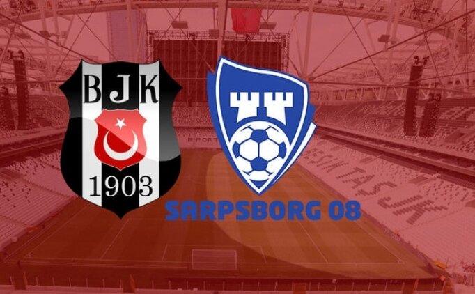 Sarpsborg Beşiktaş maçı hangi kanalda? Beşiktaş maçını şifresiz veren kanallar hangileri?