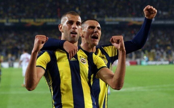 Slimani'den Fenerbahçe'ye kötü haber! Deplasmanda yok