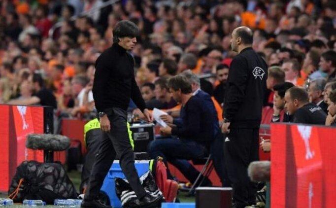 Joachim Löw: '3-0 kötü sonuç oldu'