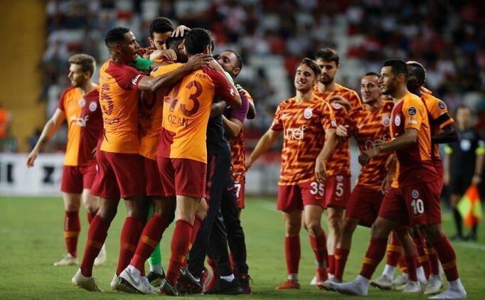 Fobi değil hobi! En başarılı deplasman takımı Galatasaray
