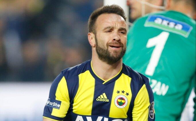 Fenerbahçe'ye Valbuena'dan kötü haber!