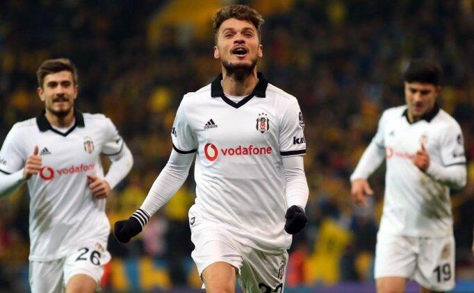 Beşiktaş'ta gözler yine Ljajic'te