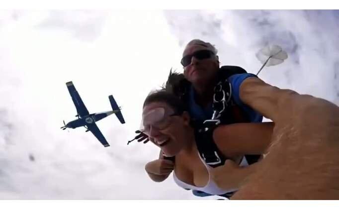Paraşütle atlarken havada bayılırsanız ne olur?
