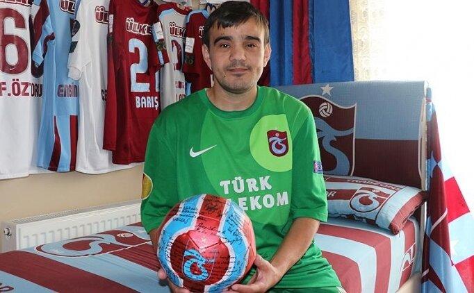 Trabzon aşığı Ahmet Köse: 'Benim reçetem Trabzonspor'