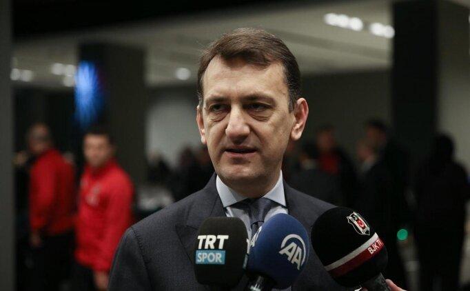 PFDK'dan Beşiktaşlı yöneticiye 75 gün ceza