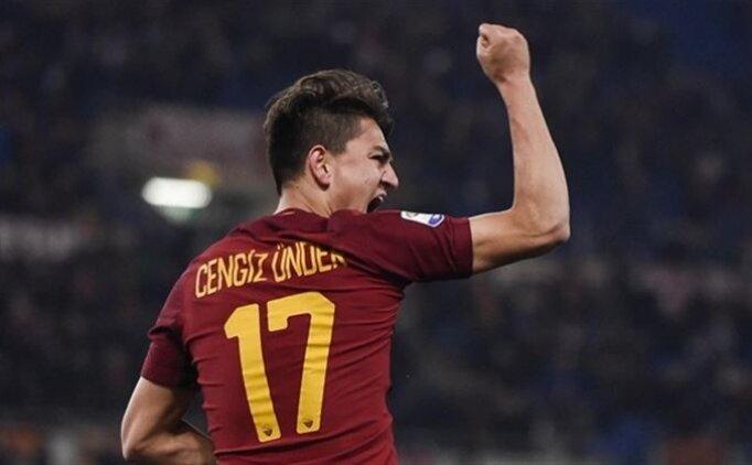 Cengizli Roma, Şampiyonlar Ligi biletini kaptı!
