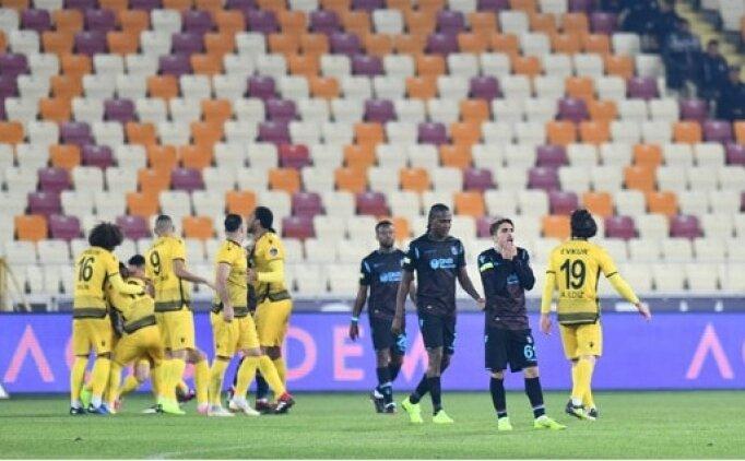 Trabzonspor'da 5-0 sonrası gözyaşları