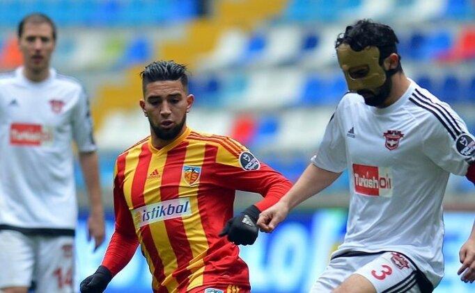 Kayserispor'a FIFA'dan 1 dönem transfer yasağı