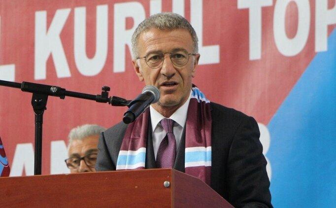 Ahmet Ağaoğlu: 'Zirve yarışında olacağız, en güçlü kadro...'