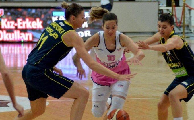 Kadınlar Basketbol Süper Ligi play-off programı belli oldu