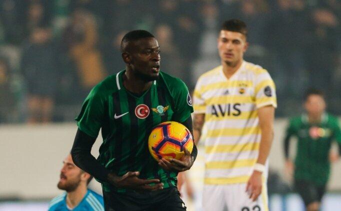 Fenerbahçe, Akhisar'da kayıp!