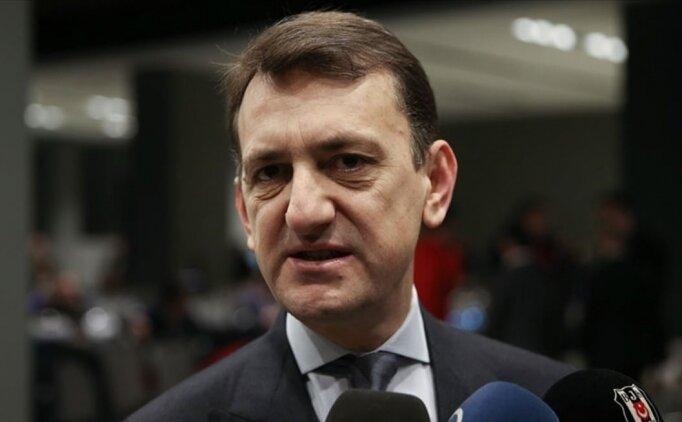 Beşiktaş yöneticisi Albayrak, PFDK'ya sevk edildi