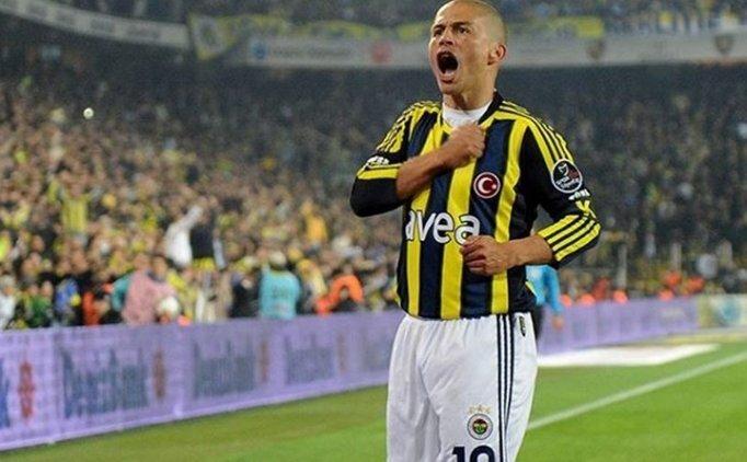 Alex de Souza'dan Fenerbahçe Galatasaray maçı açıklaması Alex de Souza kimdir?