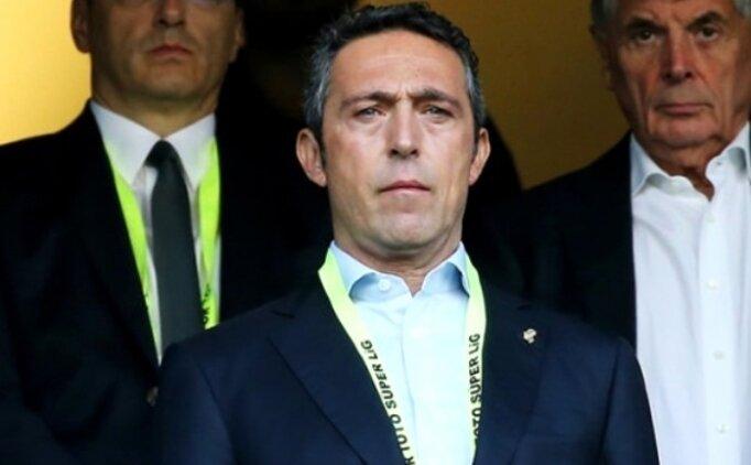 Ali Koç'tan Galatasaray cevabı ve Jailson kararı