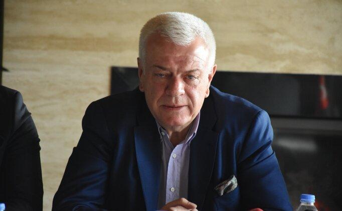 Ali Ay'dan Kulüpler Birliği Bildirisi ve Süper Lig hedefi sözleri