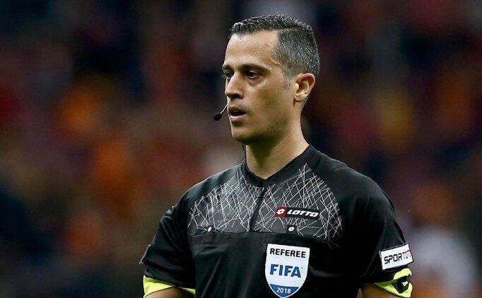 UEFA'dan Alper Ulusoy ve Ali Saygın Ögel'e görev