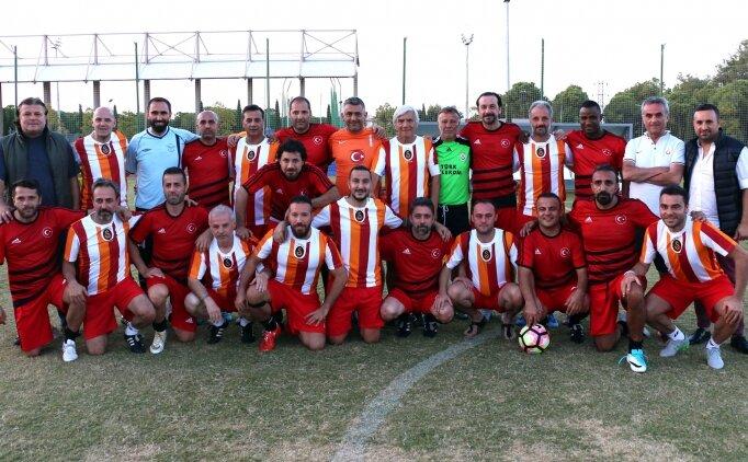Antalya eski yıldız futbolcuları ağırlayacak