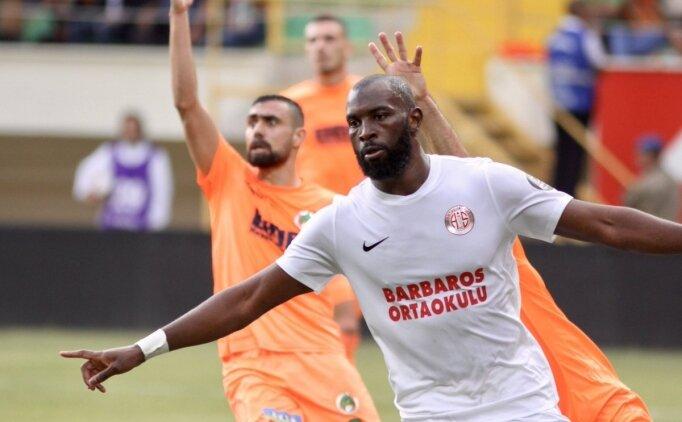 Antalyaspor, tek golle yükselişini sürdürdü!
