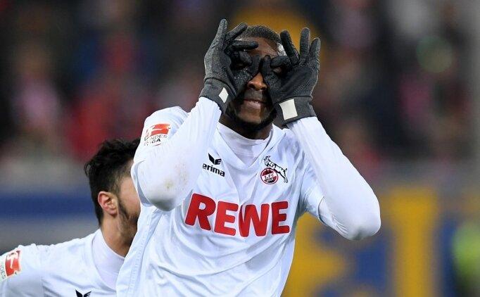Anthony Modeste için Stuttgart FIFA'yı bekliyor