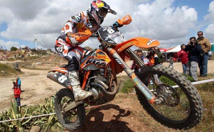 Dakar Rallisi'nde kazanan Meo!