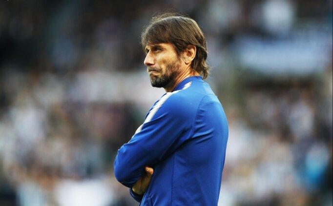 Chelsea'de Conte dönemi resmen bitti
