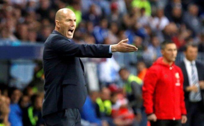 Zidane: ''Benzema için zor bir sezon''